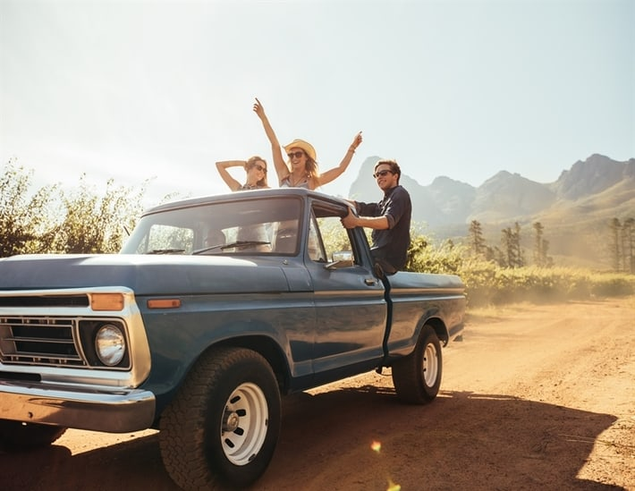 Types of Vehicles for Car Title Loans
