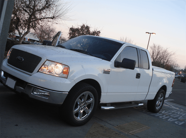 Title Loan on Your Ford F-150