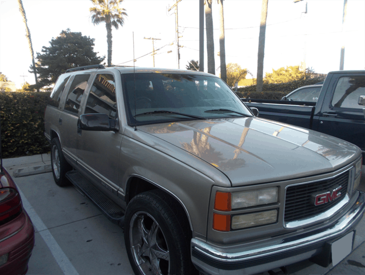 Title Loan on Your GMC Yukon