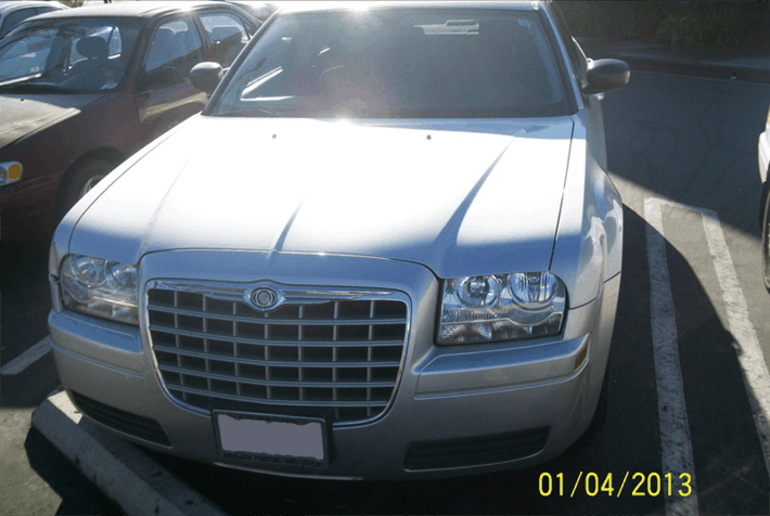 Title Loan on Your Chrysler 300