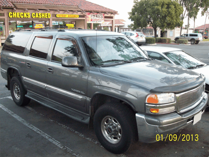 Title Loan on Your GMC Yukon XL