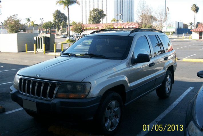 Title Loan on Your Jeep Grand Cherokee