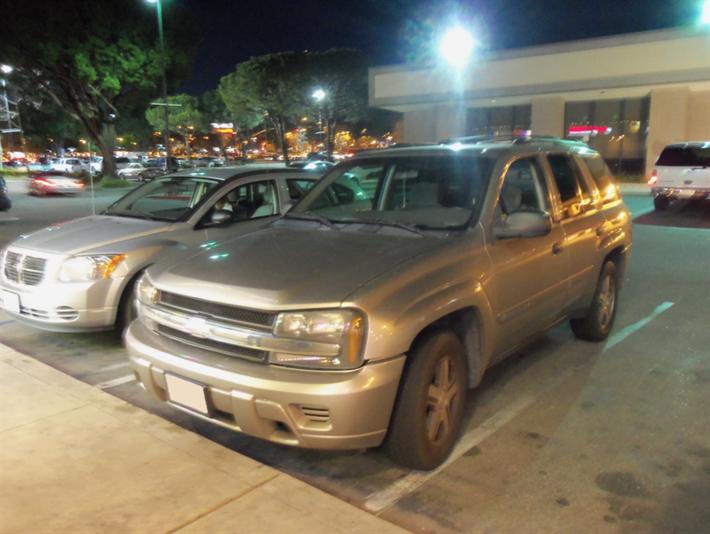 Préstamos Sobre el Titulo de Auto en su Chevrolet Trailblazer