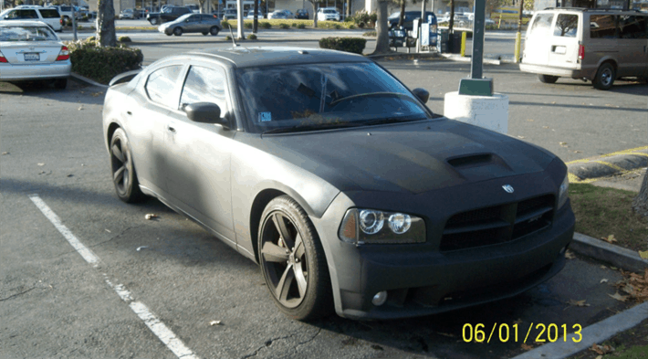 Title Loan on Your Dodge Charger