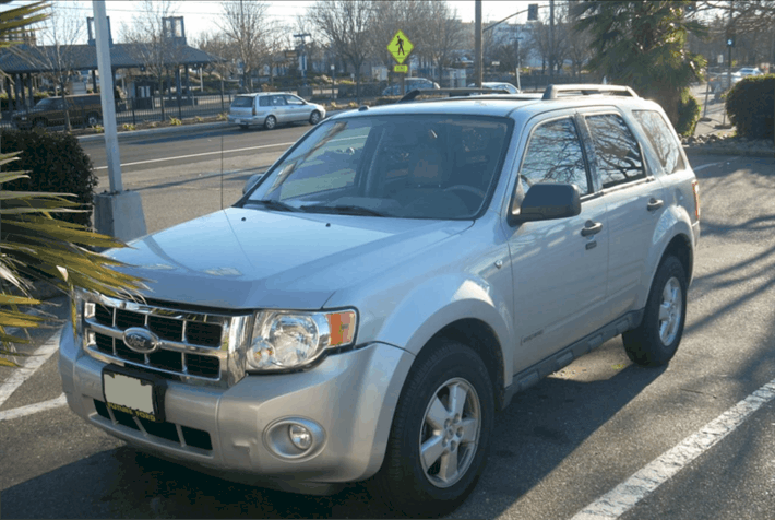 Title Loan on Your Ford Escape