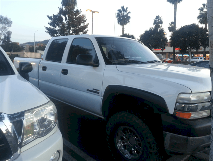Title Loan on Your Chevrolet Silverado 2500