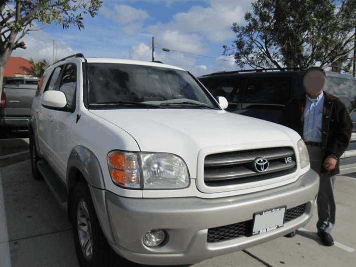 Title Loan on Your Toyota Sequoia