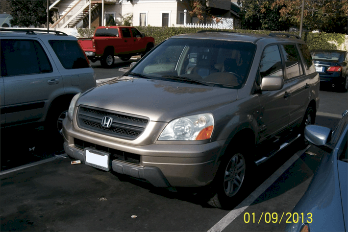 Title Loan on Your Honda Pilot