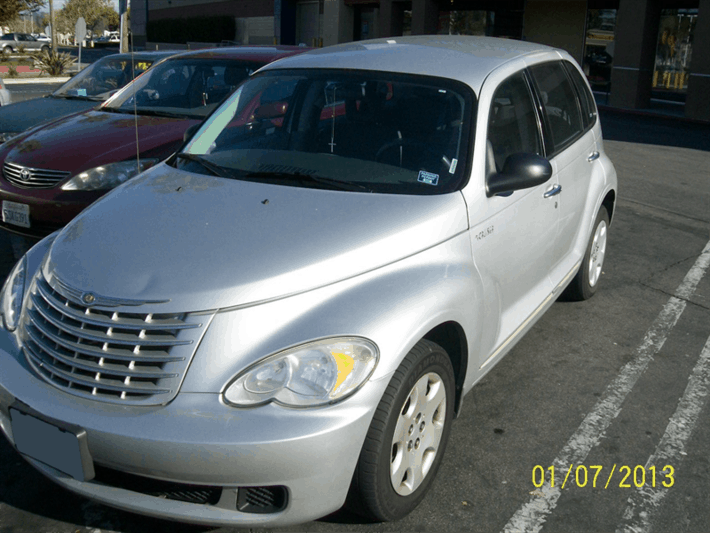 Title Loan on Your Chrysler PT Cruiser