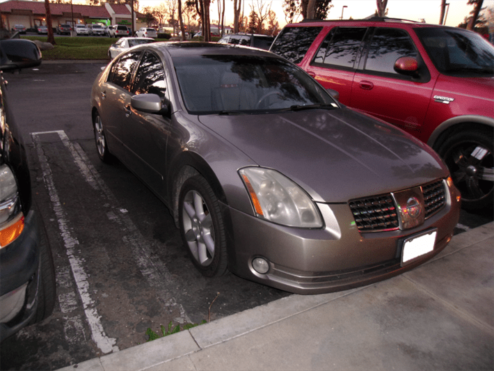 Title Loan on Your Nissan Maxima