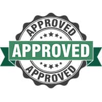 Get Approved image