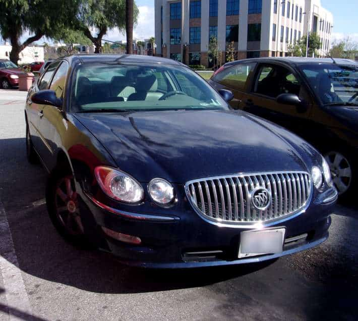 Title Loan on Your Buick LaCrosse