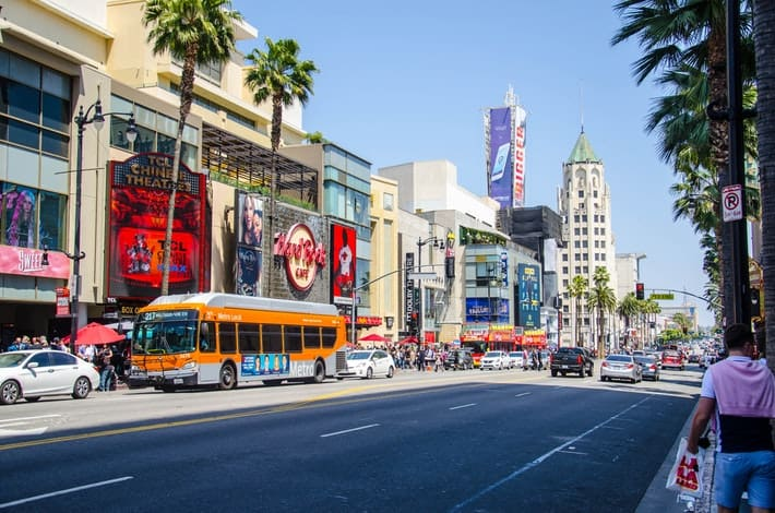 Los Angeles Vacations on Fifty Dollars a Day or Less