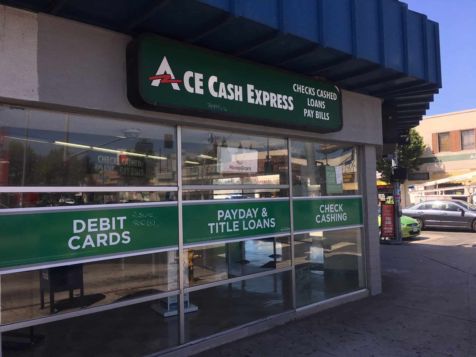 Defualt Ace Cash Express Location Image