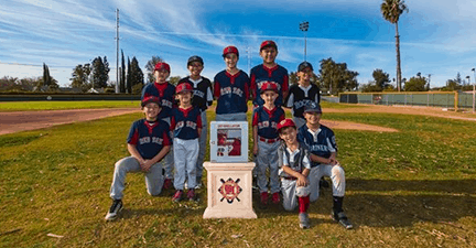 Granada Hills Little League Team
