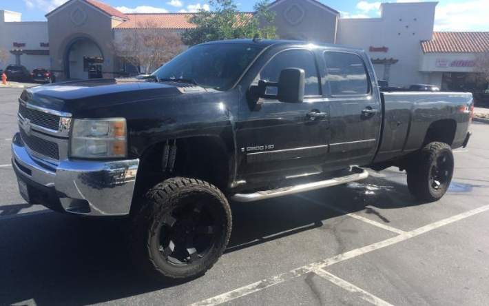 Title Loan on Your Chevrolet Silverado 3500