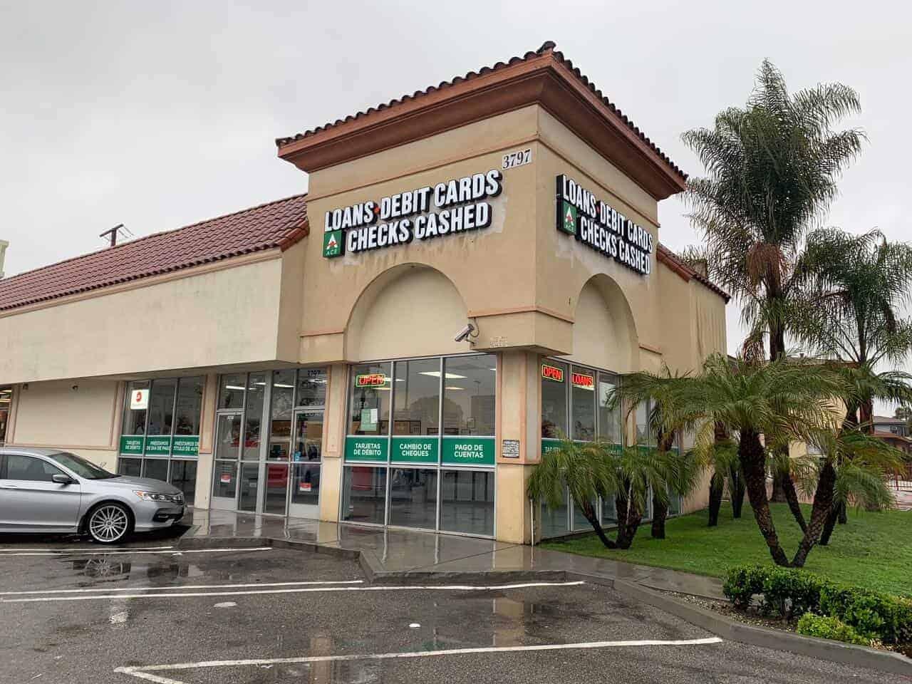 ACE loan store