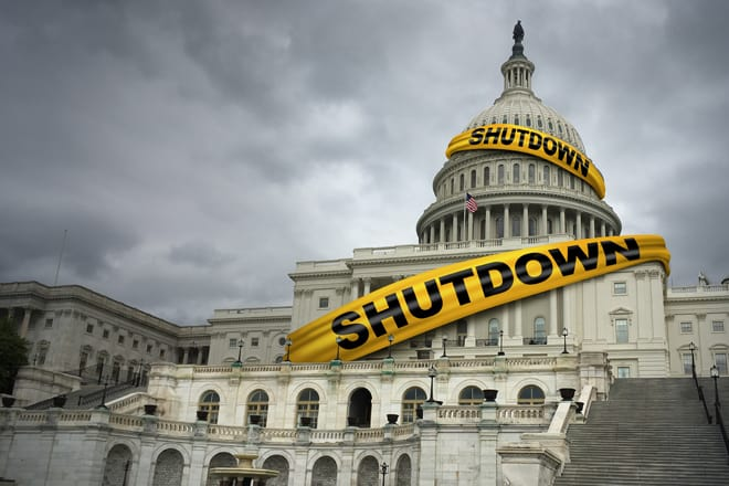 Money for Federal Workers During the Government Shutdown